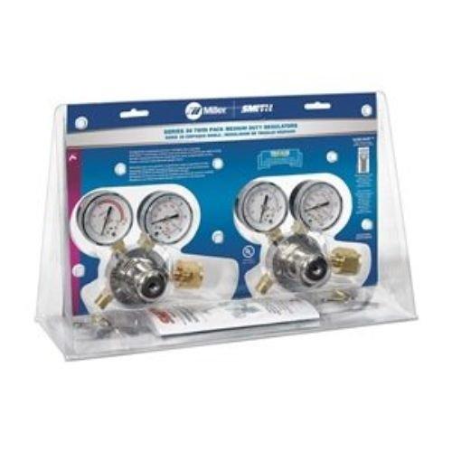 30 Series Gas Regulator Kit 100 psi Oxygen/15 psi Fuel, 2