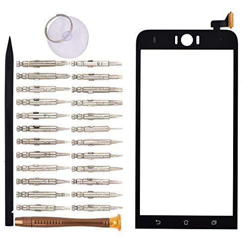 Touch Screen Glass Digitizer Replacement for Asus Zenfone Selfie ZD551KL(Black)