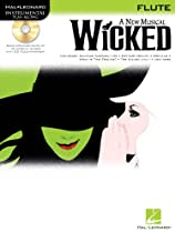 Wicked - Flute Play-Along BK+CD