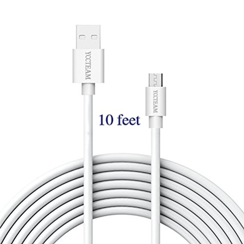 Micro USB Cable 10 ft