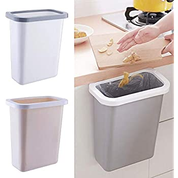 Amazon Com Vanorig Creative Plastic Basket Wastebaskets