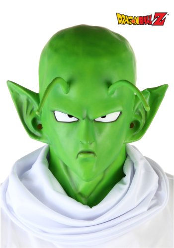 [Fun Costumes Piccolo Mask Standard] (Dragon Ball Z Costume For Adults)