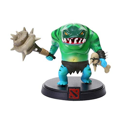 S Party Supply S.P.S Dota 2 Collectible Action Heros Mini Figure Pop 3