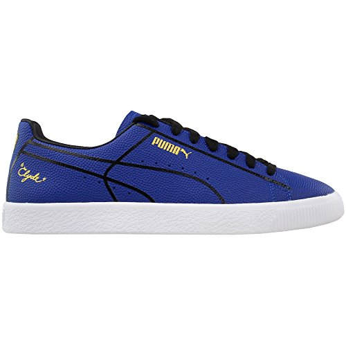 PUMA Men's Clyde Bball Madness Limoges 14 D US by PUMA (Image #1)