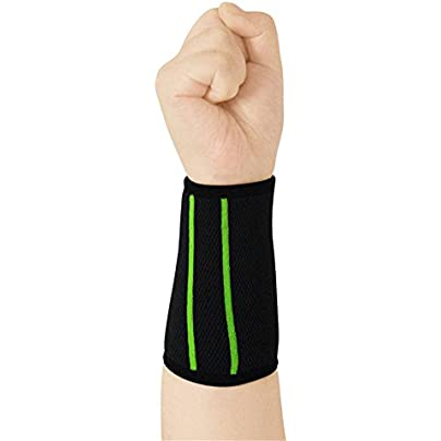 MTTito Bracers Sports Bracers Fitness Bracers Breathable Comfort Soft and Wearable Bracers Elastic Sports Wristbands Colored Bracers Healthy exercise Estimated Price £11.47 -