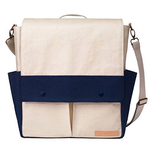 Petunia Picklebottom Pathway Pack Backpack Diaper Bag (Birch/Nautical)