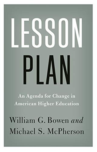 Amazon.com: Lesson Plan: An Agenda for Change in American ...