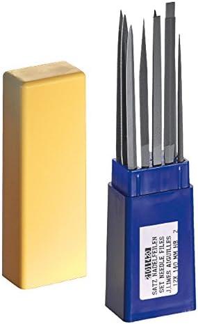 DICK Nadelfeilen 160 mm Hieb 2 in Plastikbox