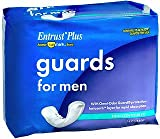 Sunmark Entrust Plus Guards For Men Thin Contour Fit - 6 pks of 14 ct