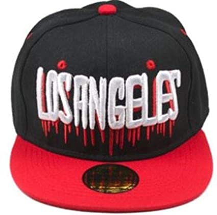 5a6ed6ab6d0 Image Unavailable. Image not available for. Color  Baseball Cap Adjustable  Hat 3D Los Angeles ...
