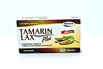 Tamarin Lax Plus Instant Constipation Relief Pills 100% Natural & Effective. by biomiral