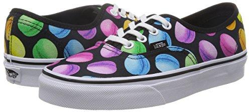 Donna Vans multicolore Nero Basse Authentic Sneaker A8n0r8tT
