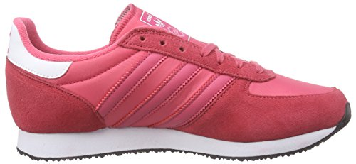 adidas Originals Damen ZX Racer Sneakers Pink (Lush Pink S16-St/Light Pink/Ftwr White)