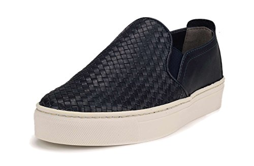 Flexx Marine Sneak Slip Name Bleu on The Chaussure Femme waBfzdWqx