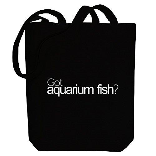 Bag Got Idakoos Canvas Fish Aquarium Tote Hobbies Idakoos Got w1vz8WSqW