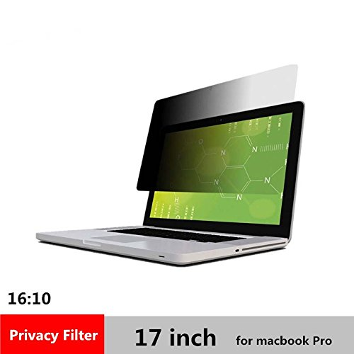 CYDYSY 17 inch Privacy Filter Screen Protector Film for 16:10 MacBook Laptop (387mmx253mm)