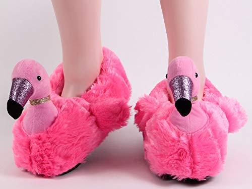 Scarpe Adorabili Per Fenicottero Pink Rosa Alsino Pantofole 39 Pink Morbidi Peluche Caldi Taglia Unica Ragazza Antiscivolo Casa Donna 37 Bambina qYtP4F