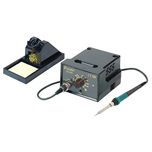 Eclipse Tools SS-206EU Temperature Controlled Soldering Station Analog by Eclipse (Image #2)