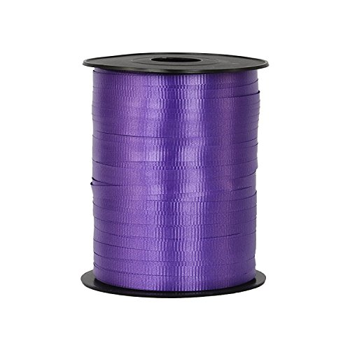 Loftus International Curling Ribbon, Purple, 500 yd