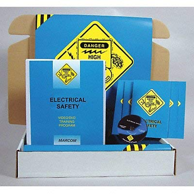 Marcom Group K0000989EM Electrical Safety DVD Training Kit by Marcom Group