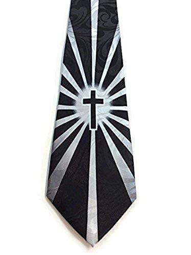 Religious Necktie - Christian Religious Neck Tie