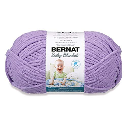 Bernat Baby Blanket Big Ball Baby Lilac ()