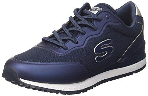 Skechers Sunlite Vega Womens Jogging Sneakers Navy - Jogging Las Vegas