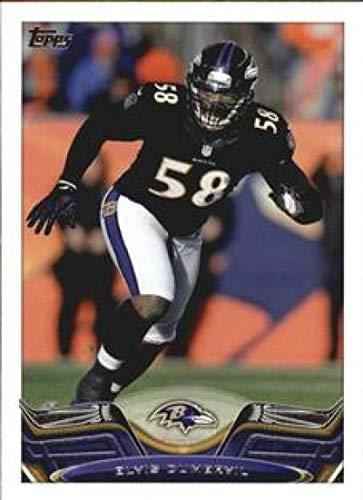 Elvis Dumervil Baltimore Ravens Memorabilia, Ravens Elvis Dumervil