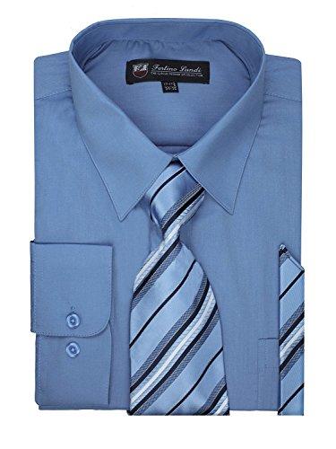 jeans dress shirt tie - 2