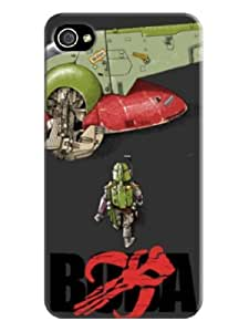 Sleek Phone Protection Case/ Cover for Iphone 4 by runtopwell