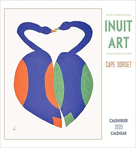 Livres électroniques gratuits Inuit Art Cape Dorset 2020 Calendar