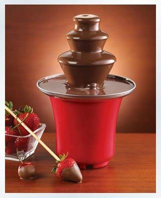 Diy household chocolate fountain hot pot heated belt