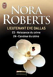 Mass Market Paperback lieutenant Eve Dallas 23 & 24 Book