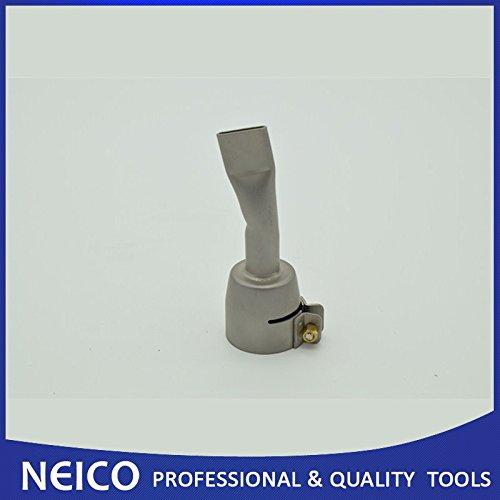20mm Wide Slot Weld Nozzle For LESITE, BAK, HERZ, FORSTHOFF, SIEVERT Hot Air Tools NEICO