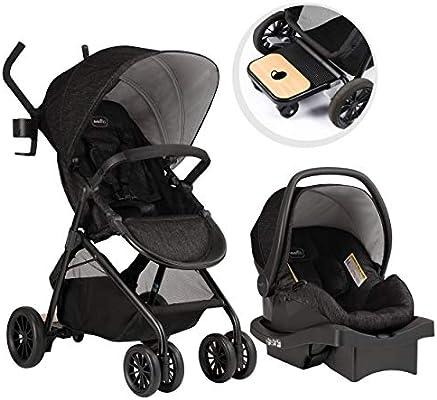 Amazon.com: Evenflo Sibby Travel System, Frambuesa: Baby