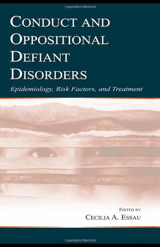 Conduct and Oppositional Defiant Disorders: Epidemiology, Risk Factors, and Treatment