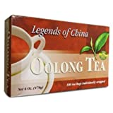 Legends of China Oolong Tea-100 bags Brand: Uncle Lees Tea