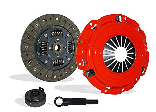 Eclipse Clutch Kit - Clutch Kit works with Mitsubishi Eclipse Spyder Gs Se Hatchback Convertible 2006-2012 2.4L 2378CC l4 GAS SOHC Naturally Aspirated (Stage 1)