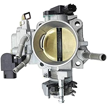 TK93 Throttle Body Assembly for 2003-2006 Honda Accord Element 2.4L 16400-RAA-A63