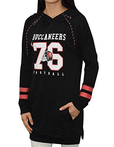 Womens TB Buccaneers: Athletic Warm Hoodie / Sweatshirt