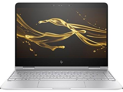 HP Spectre x360 13-AC075NR 13.3in i7-7500U 2.7GHz 256GB 8GB Touch Laptop/Tablet + Corel Software Bundle (Renewed)