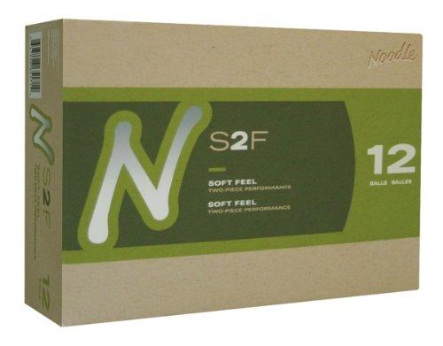 New Taylor Made Golf - Noodle N Series NS2F Golf Balls *1-Dozen*