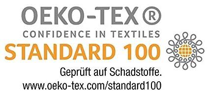WOMETO Wolto Lot de 2 Coussins en Plumes Certifi/é /ÖkoTex Doux 30 cm x 50 cm