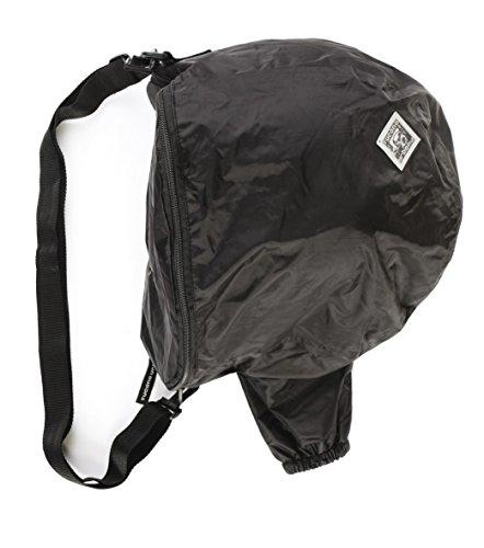 Tucano Urbano 439N Helmet Bag-Bag for Helmet Storage, Negro, Única Talla