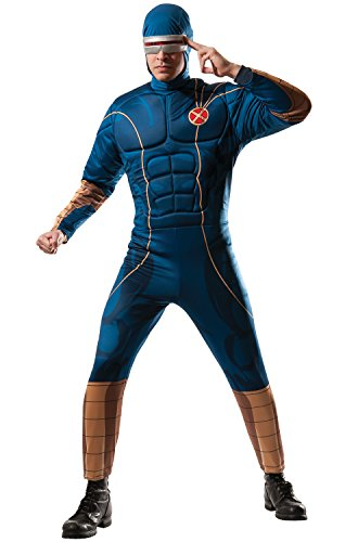 [Rubie's Costume Men's Marvel Universe Adult Cyclops Costume, Multi, X-Large] (Marvel Heroes Costumes For Adults)