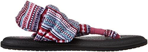 Lanai Yoga Lo Fionda Lampone Donne 2 Stampe Coperta Sanuk Delle xwOFF8