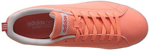 Donna Ginnastica Sunglo adidas Eascor Vs Advantage Clean da Arancione Scarpe Sunglo pnaBSqw