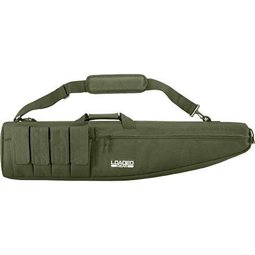 Barska Optics BI12320 RX-100 48-Inch Tactical Rifle Bag, Green