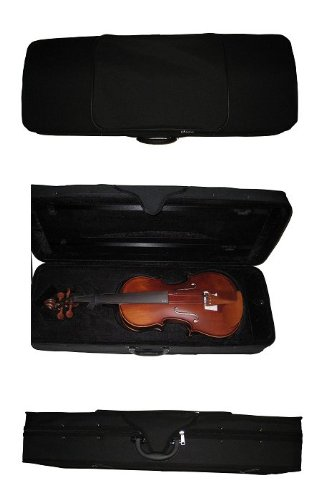 Oblong Viola Case (16''-16.5''), Light and Strong