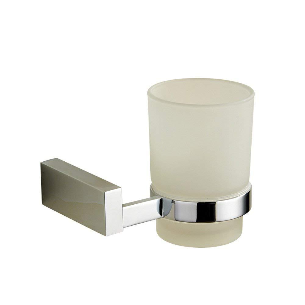 venta Accesorios de baño colgantes de de de cobre Copa única cepillo de dientes portavaños conjunto perforado Simple parojo natural  increíbles descuentos
